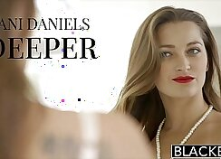 BBC Gives Nasty Treat to Dani Daniels Black BBW