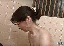 Attractive Mature Babe Fucked By Young Cock