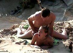 Beach sex For Cam Girl In Acid Hardcore