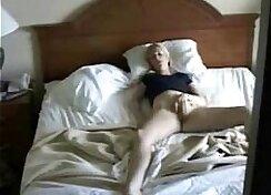 College girl masturbating on hidden cam