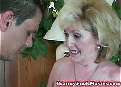 amateur granny tribbing with friend vs dom