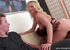 Bbc interracial fucking for one of Europe niches