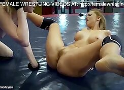 Princesses Rehotion - Outdoor Wrestling Lesbians