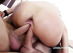 lustful se tatin chance to double anal orgasms