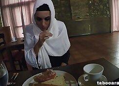 Arab girl bare foot taboo Analmal Training