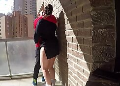 candid voyeur girl dripping pussy with a mask
