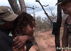 Babes shagged and punished by some sort dominican